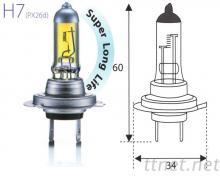 H7-Yellow汽車燈泡